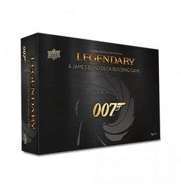 Upper Deck Legendary DBG: 007 - A James Bond Deck Building Game