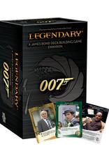 Upper Deck Legendary DBG: 007 - A James Bond Deck Building Game Expansion