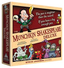 Steve Jackson Games Munchkin: Munchkin Shakespeare Deluxe