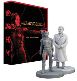 River Horse The Hunger Games: Mockingjay The Board Game