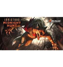 Wizards of the Coast MTG Pre Release Event - Innistrad Midnight Hunt 9/17