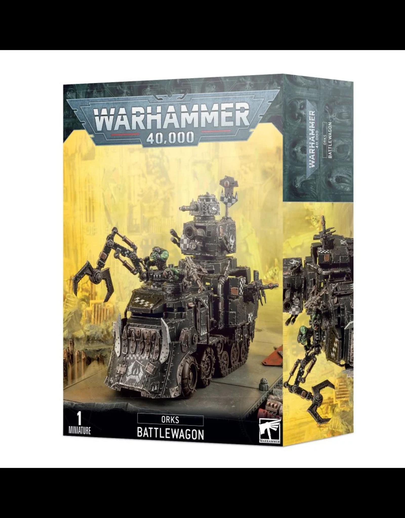 Games Workshop WH40k Orks: Battlewagon