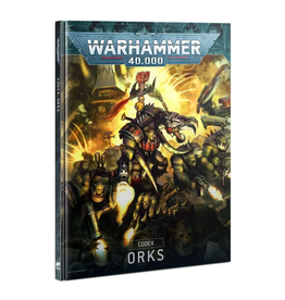 Games Workshop WH40k Codex: Orks 9th Ed