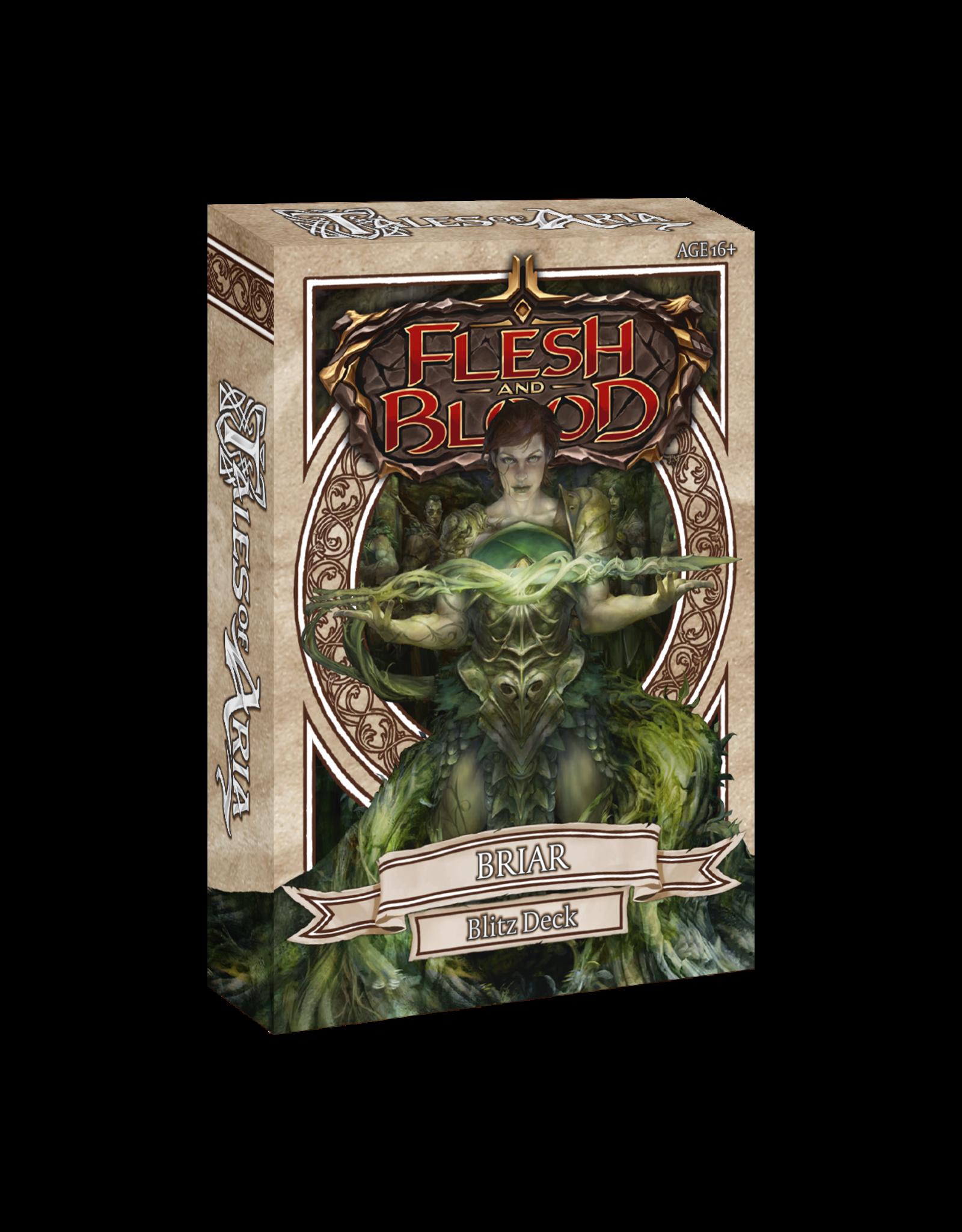 Legend Story Studios Flesh and Blood Blitz Deck Briar