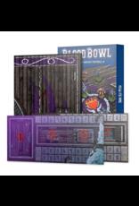 Games Workshop Blood Bowl: Dark Elf Pitch & Dugouts