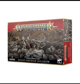 Games Workshop WHAoS Orruk Warclans: Beast-Skewer Killbow