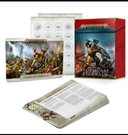 Games Workshop WHAoS Warscroll Cards: Stormcast Eternals
