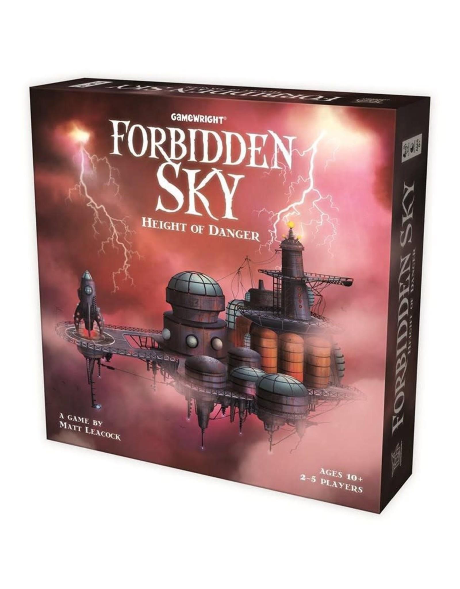 Gamewright Forbidden Sky: Height of Danger
