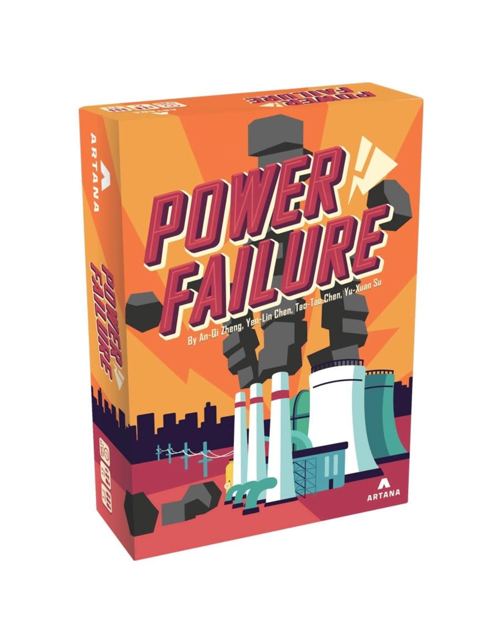Artana Power Failure