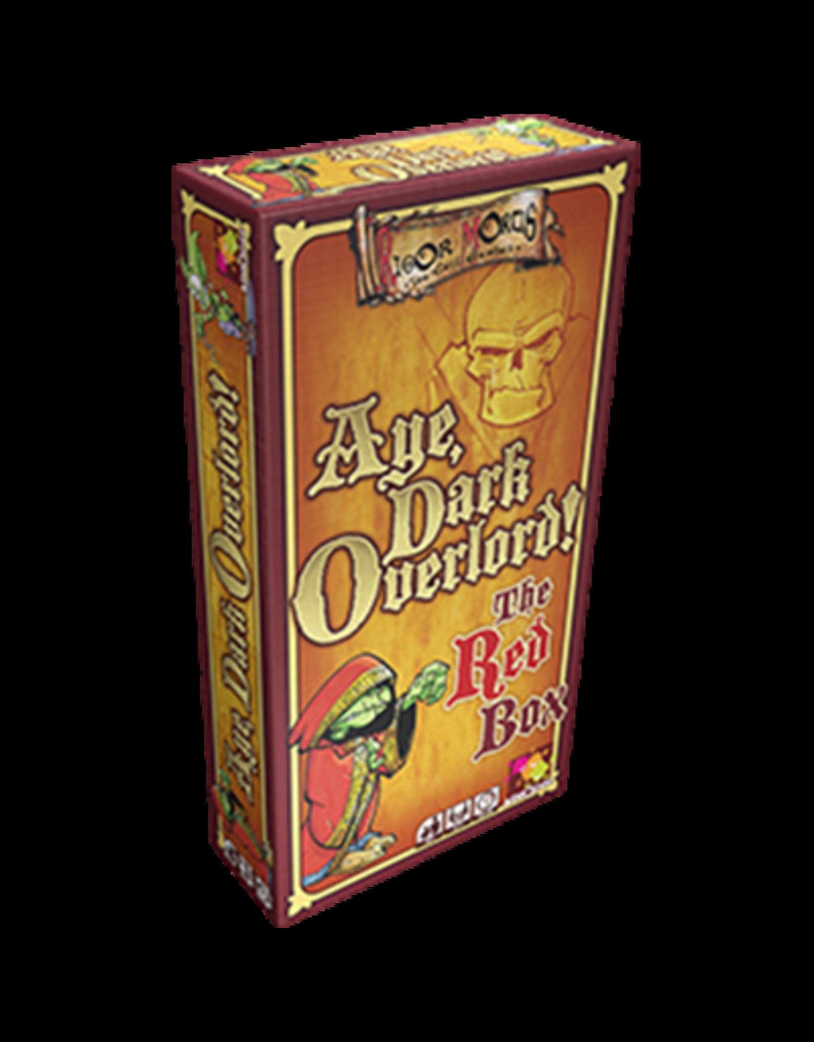 Pendragon Aye, Dark Overlord (Red Box)