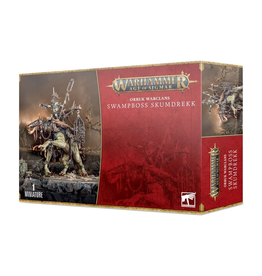 Games Workshop WHAoS Orruk Warclans: Swampboss Skumdrekk