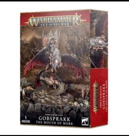 Games Workshop WHAoS Orruk Warclans: Gobsprakk, the Mouth of Mork