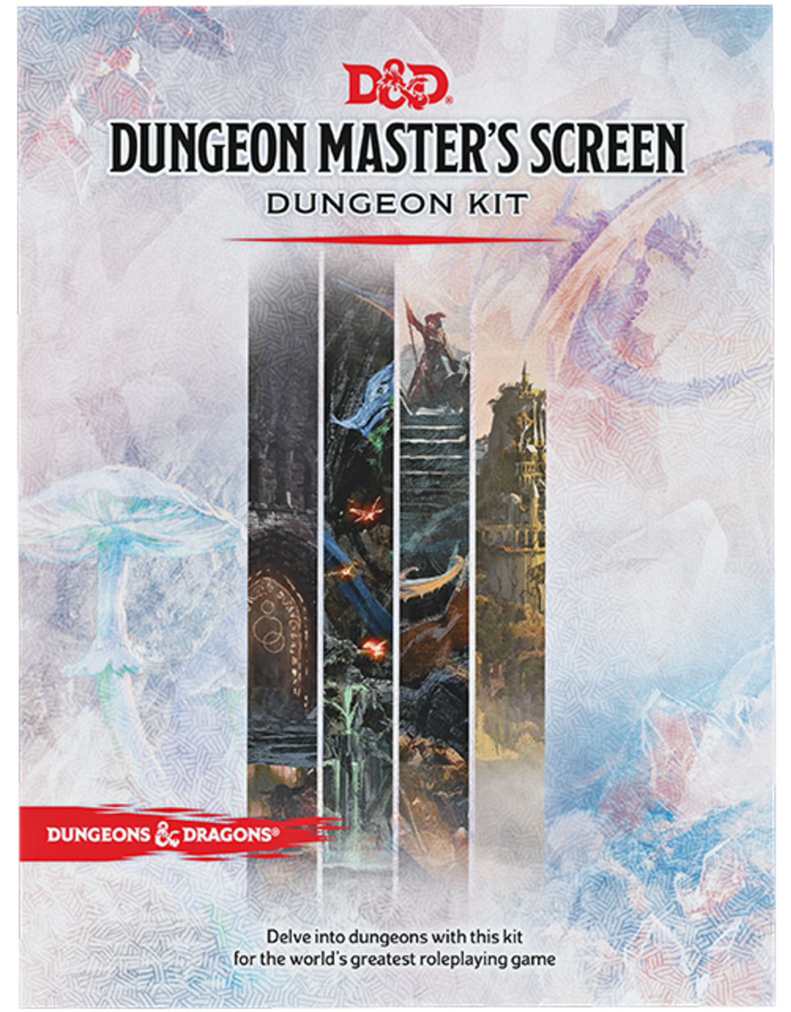 Wizards of the Coast D&D 5e DM Screen Dungeon Kit