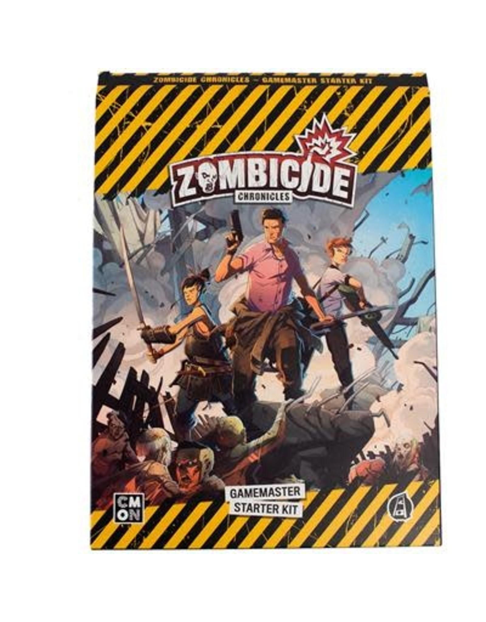 CMON Zombicide Chronicles RPG GameMaster Starter Kit