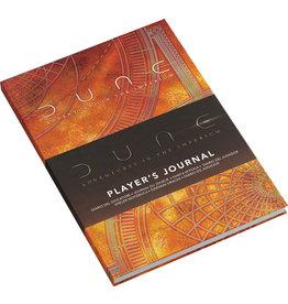 Modiphius Dune RPG: Player`s Journal
