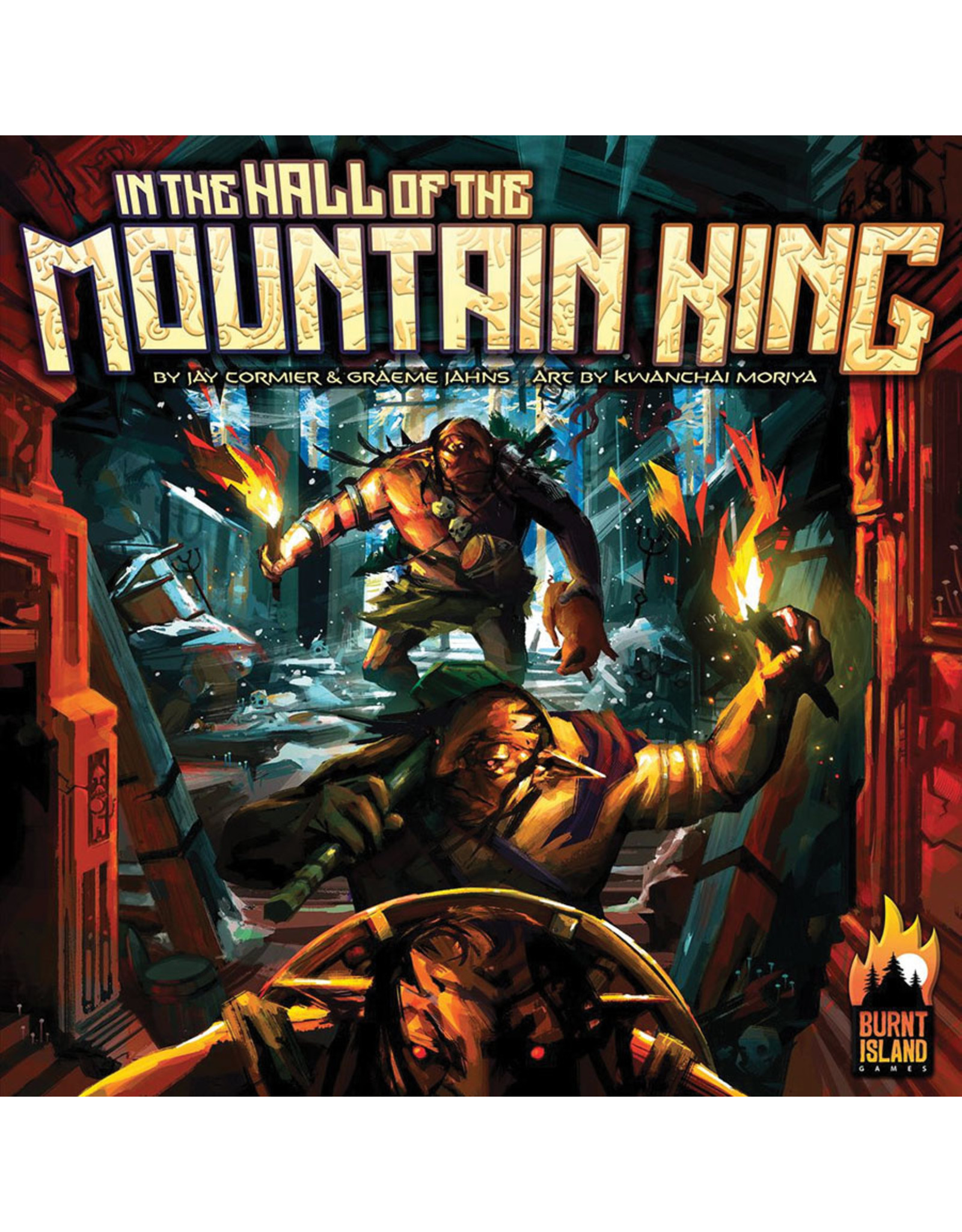 Burnt Island Games In the Hall of the Mountain King