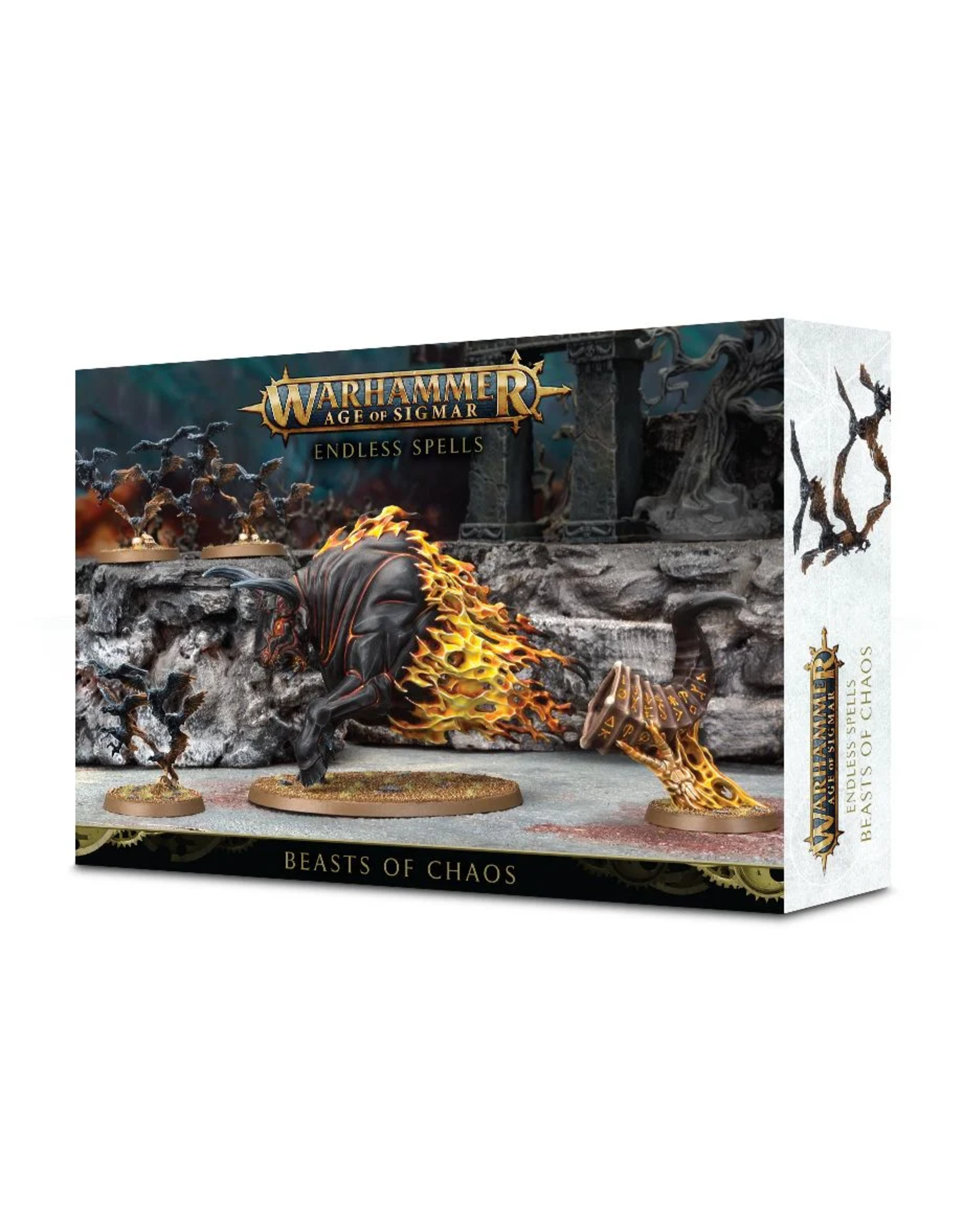 Games Workshop WHAoS Endless Spells: Beast of Chaos