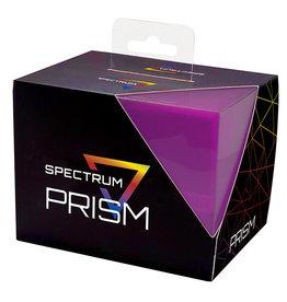 BCW SUPPLIES Spectrum Prism Ultra Violet Deck Box