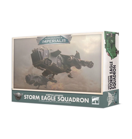 Games Workshop Aeronautic Imperialis: Adeptus Astartes Storm Eagle Squadron