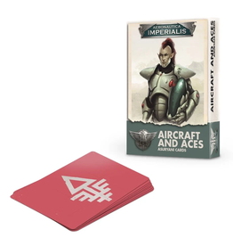 Games Workshop Aeronautica Imperialis: Asuryani Aircraft & Aces Card Pack