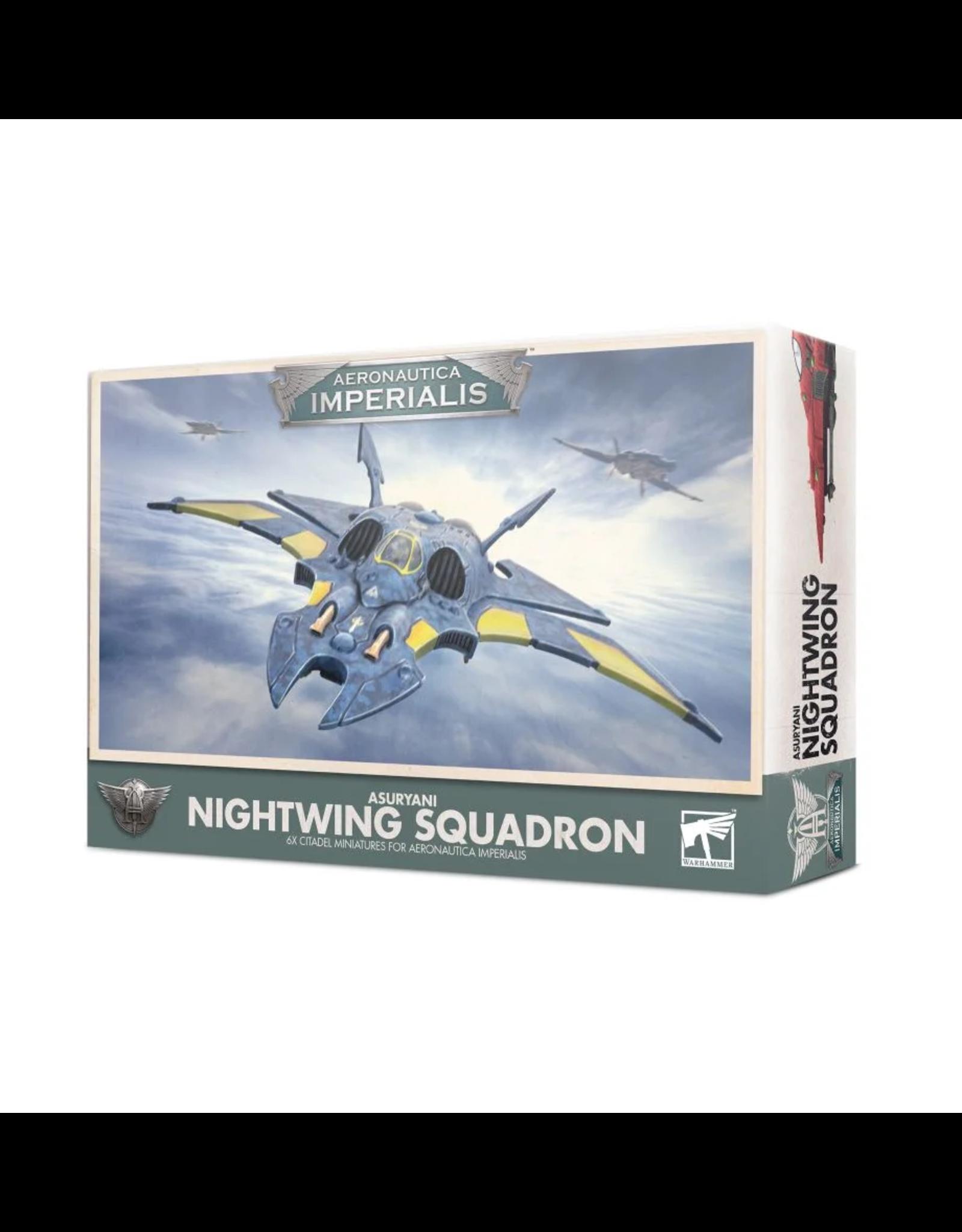 Games Workshop Aeronautica Imperialis: Asuryani Nightwing Squadron