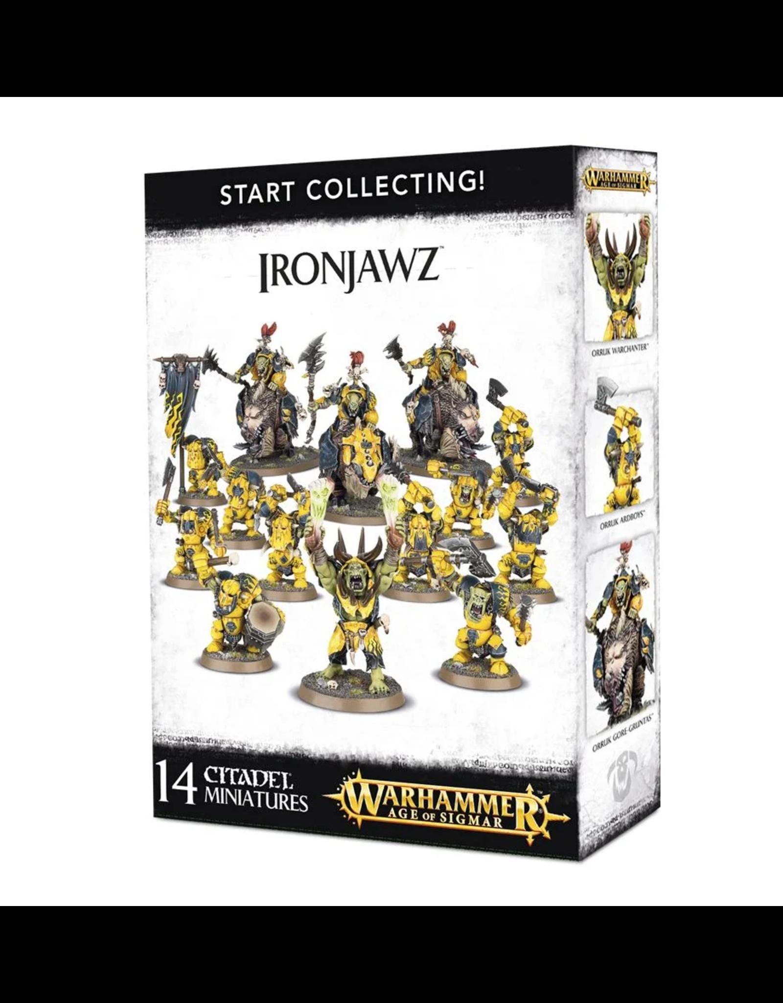 Games Workshop WHAoS: Start Collecting Ironjawz