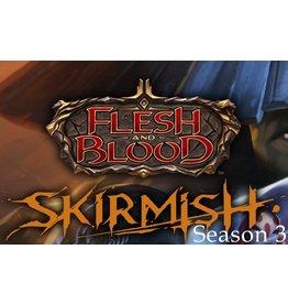 Gift of Games Flesh and Blood Skirmish Season 3 Draft