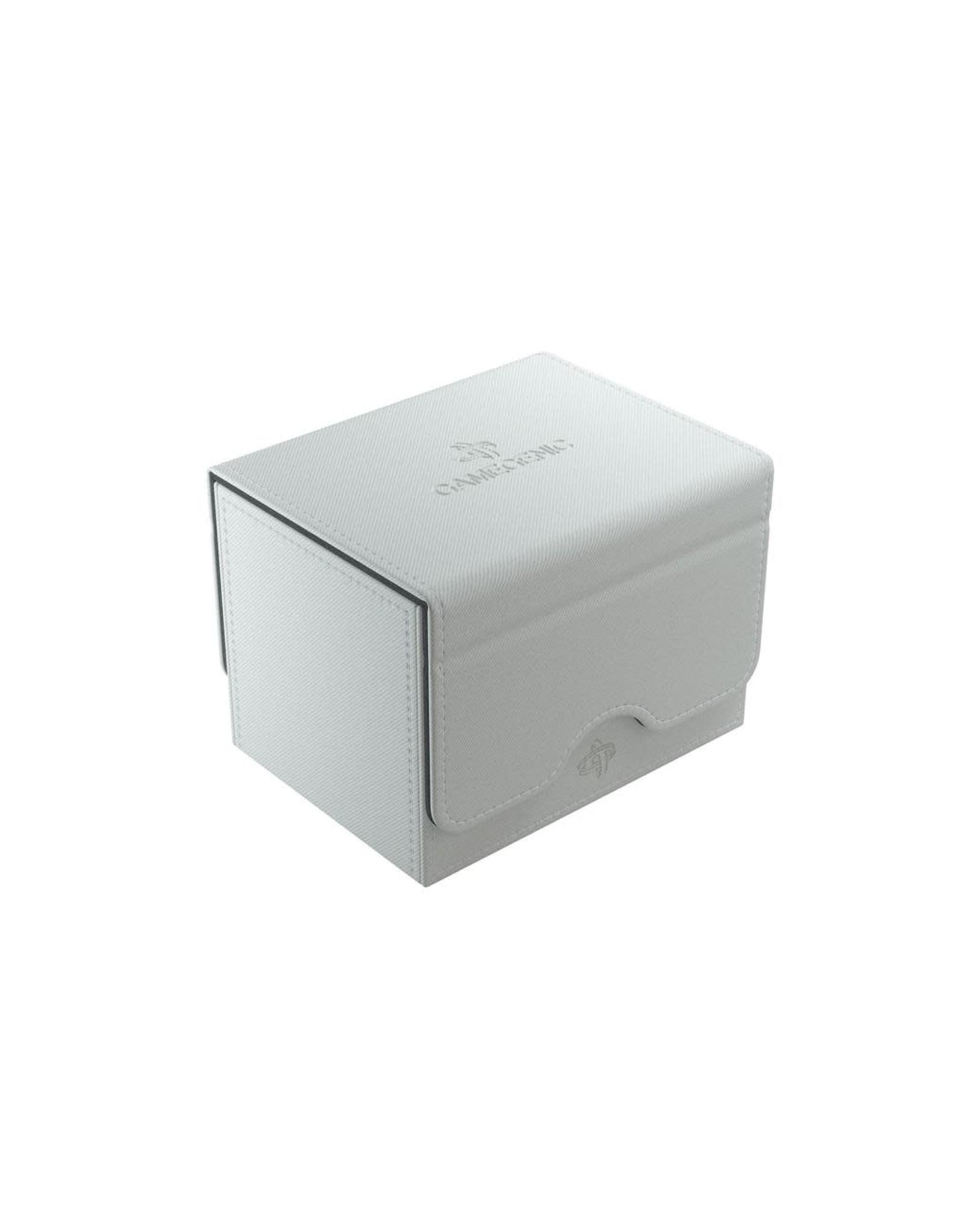 Gamegenic Sidekick Deck Box 100+ White