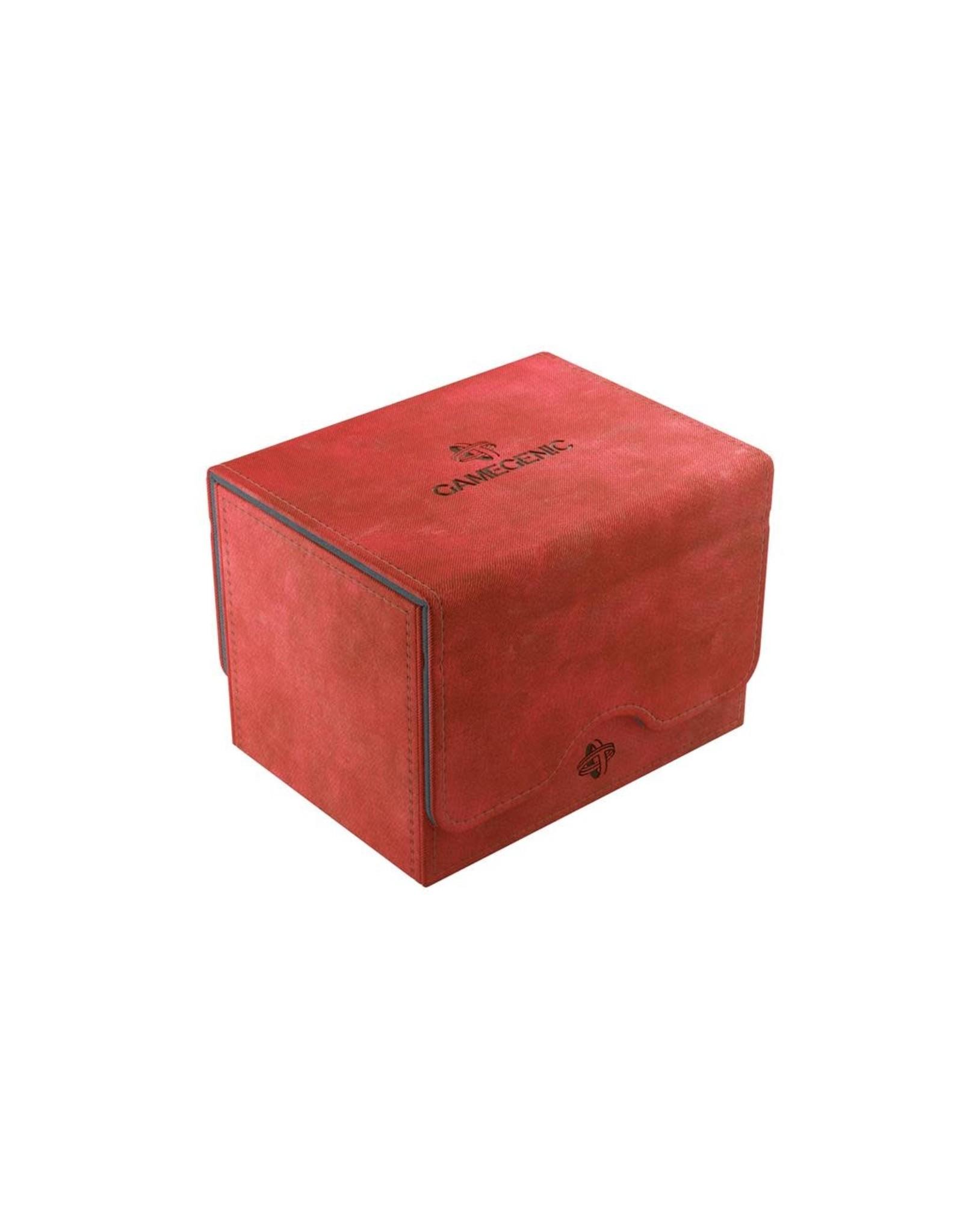 Gamegenic Sidekick Deck Box 100+ Red
