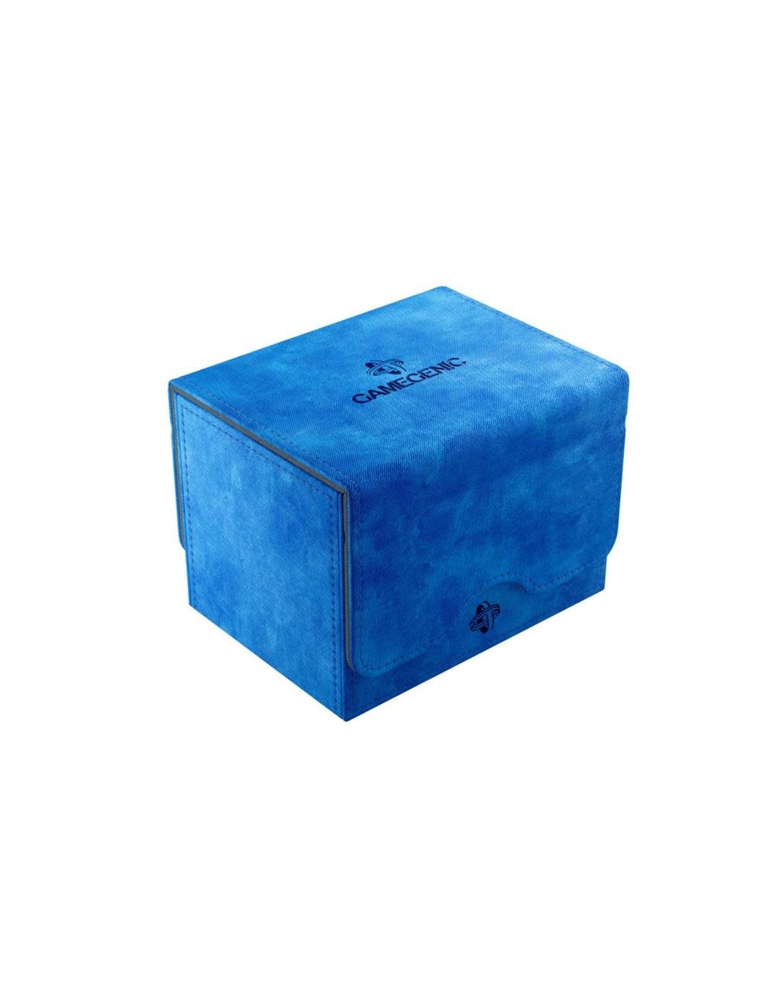 Gamegenic Sidekick Deck Box 100+ Blue
