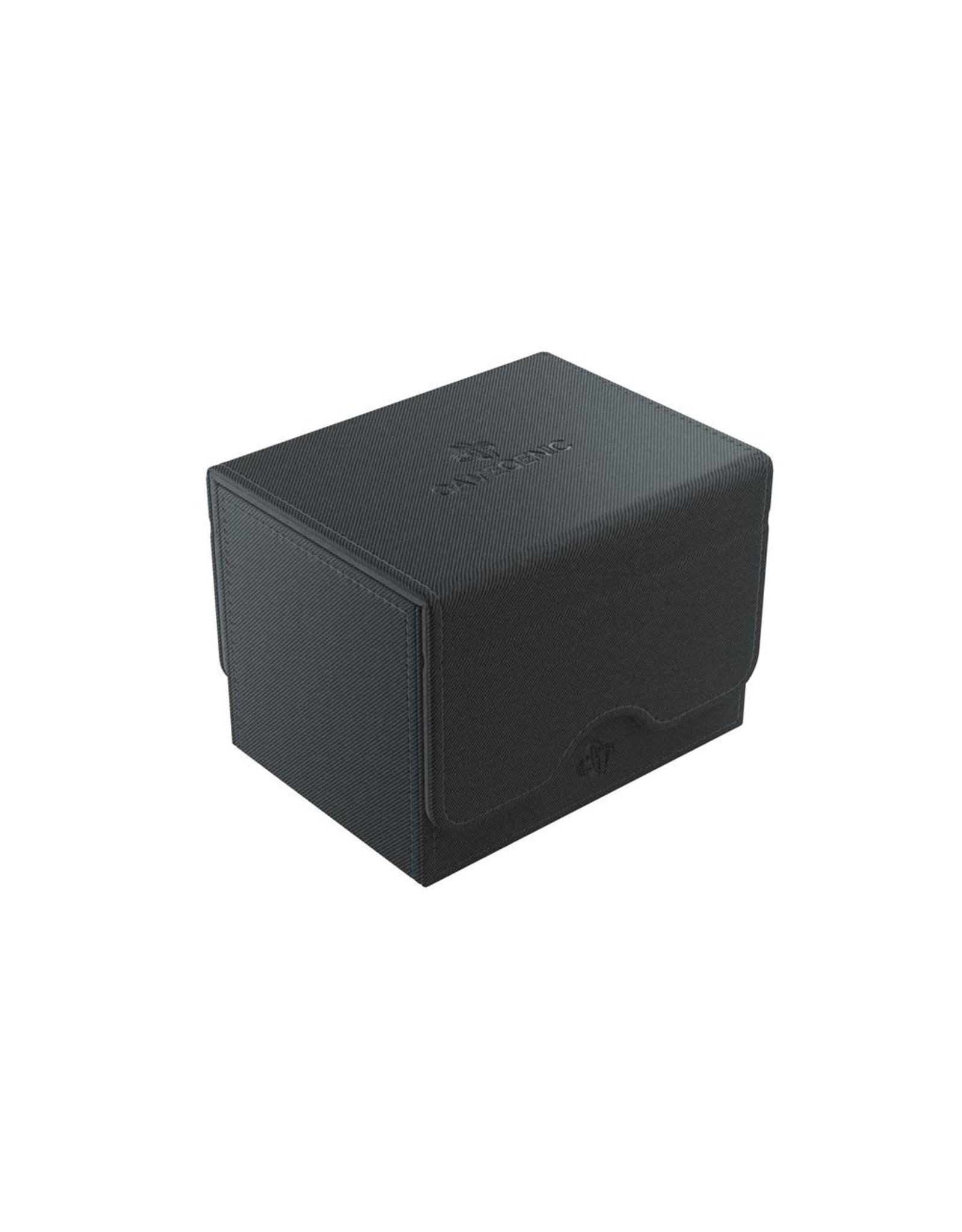 Gamegenic Sidekick Deck Box 100+ Black