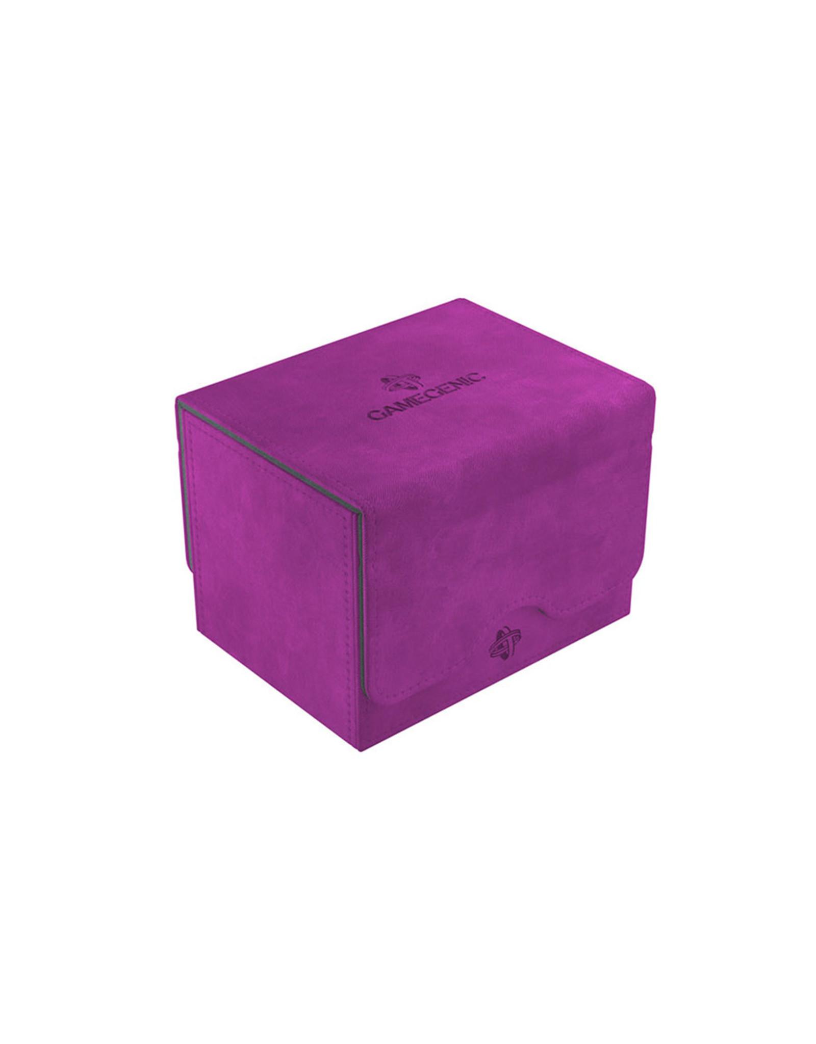 Gamegenic Sidekick Deck Box 100+ Purple