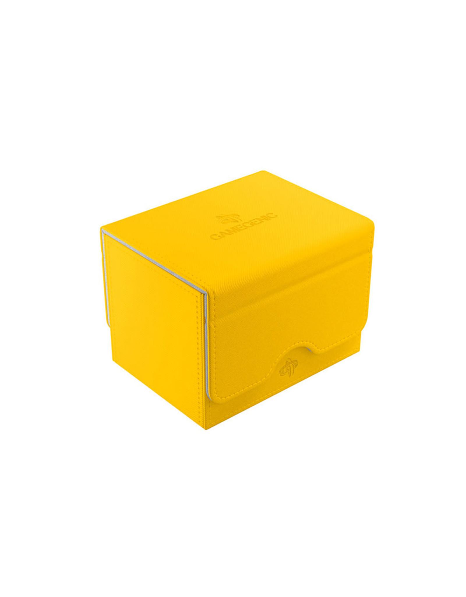 Gamegenic Sidekick Deck Box 100+ Yellow