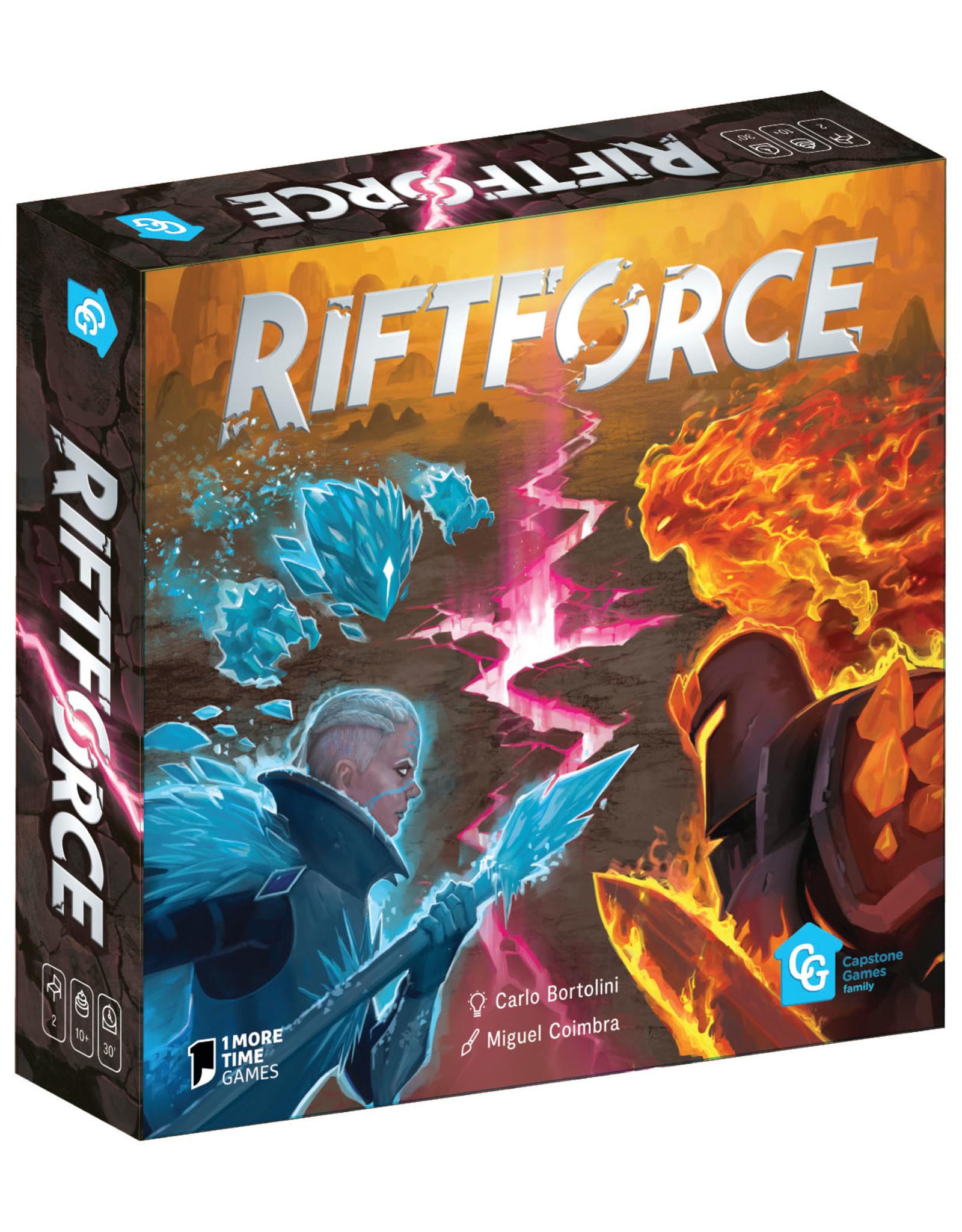 capstone games Riftforce