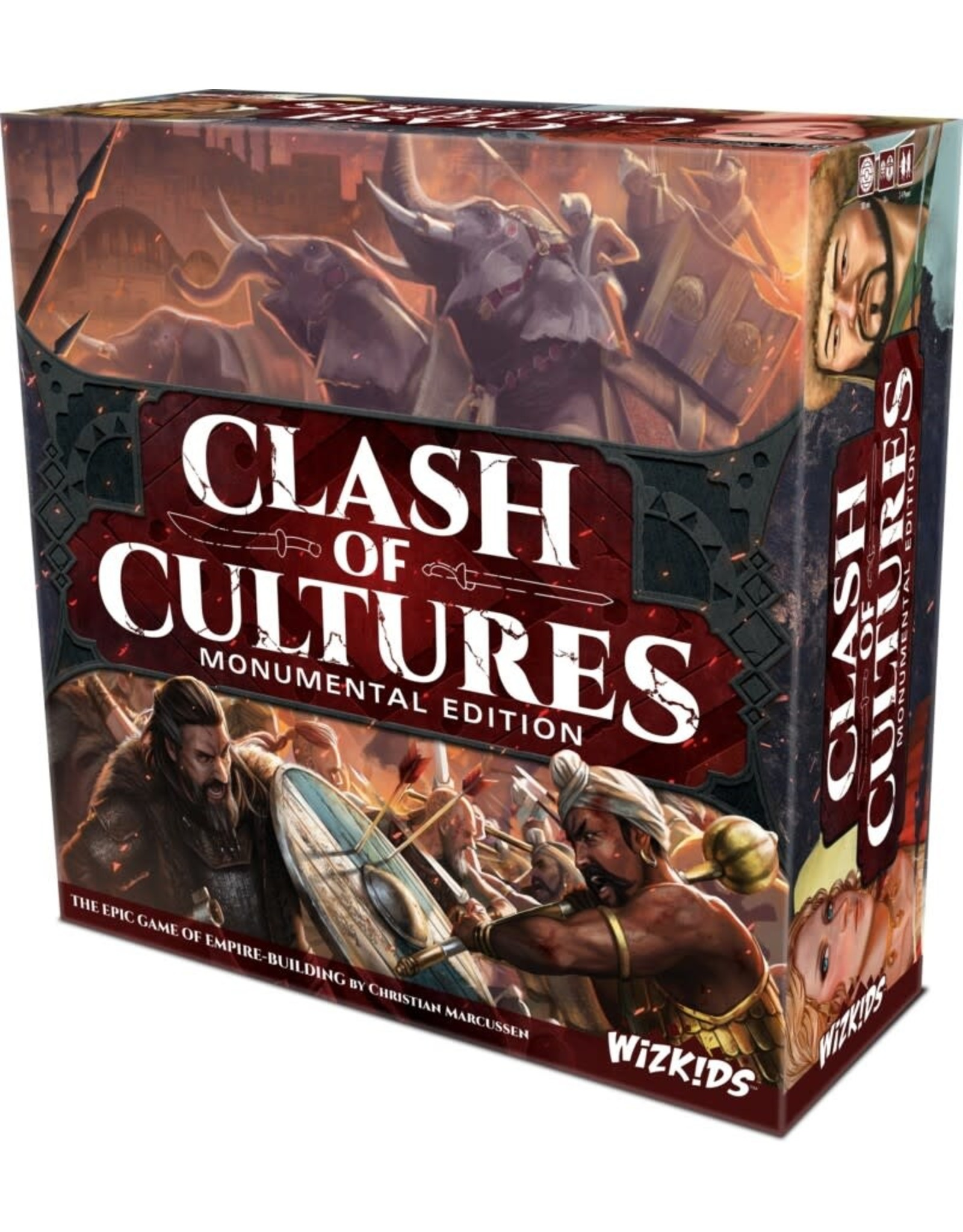 WizKids Clash of Cultures: Monumental Edition
