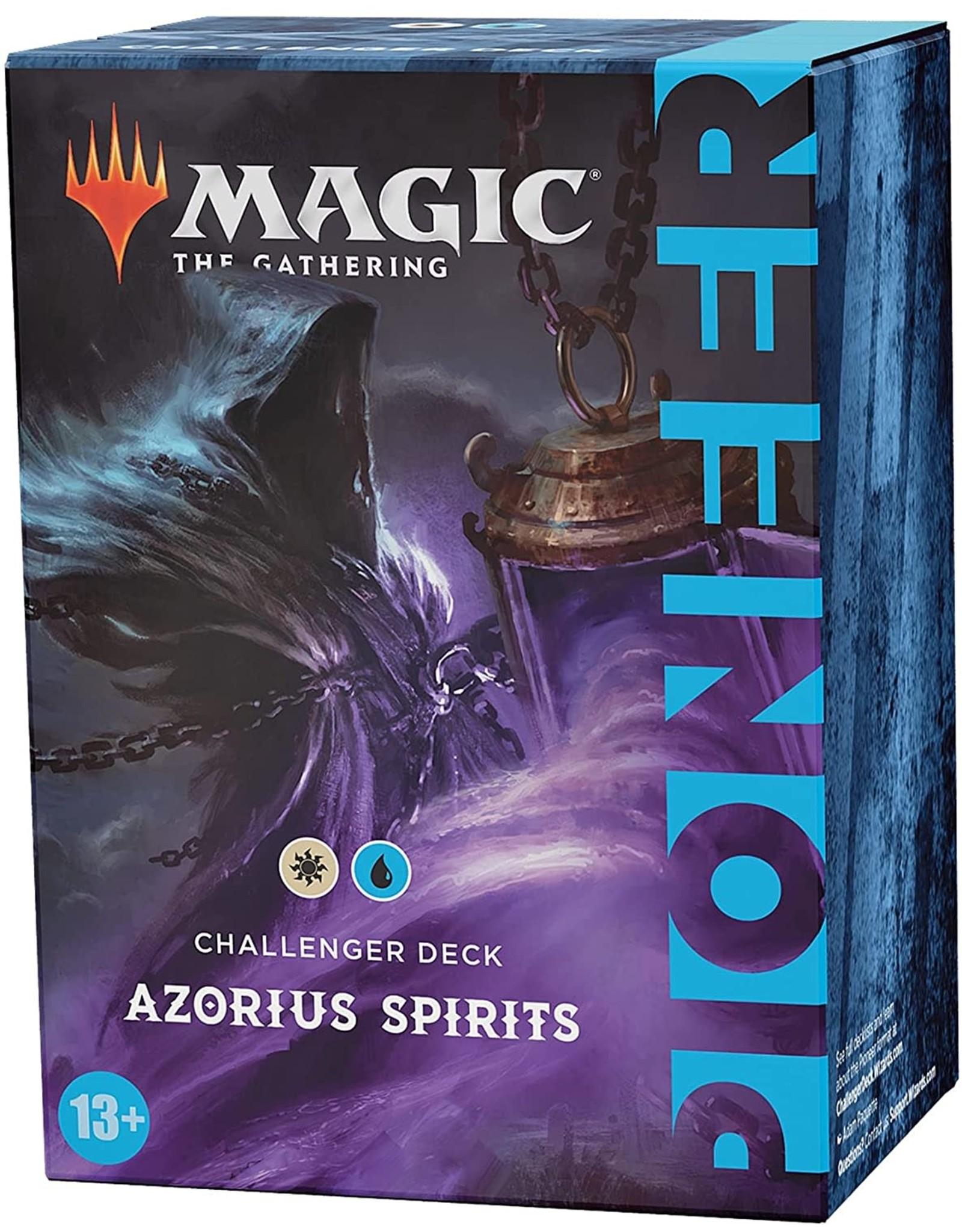 Wizards of the Coast Pioneer Challenger Deck Azorius Spirits
