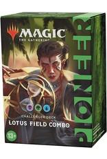 Wizards of the Coast Pioneer Challenger Deck Lotus Field Combo
