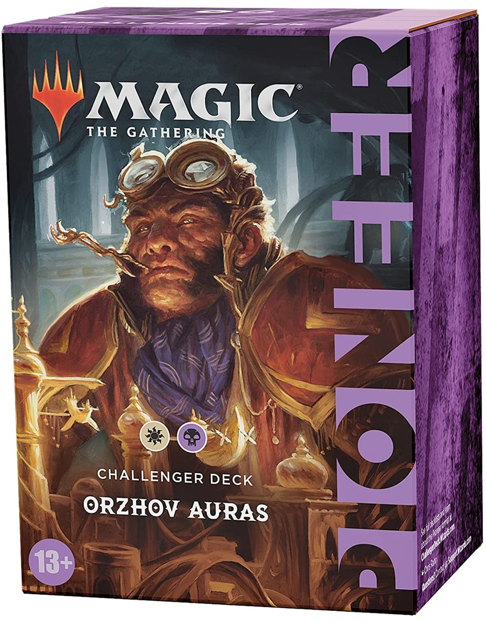 Wizards of the Coast Pioneer Challenger Deck Orzhov Auras