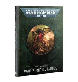 Games Workshop WH40k War Zone Octarius-Book 1: Rising Tide