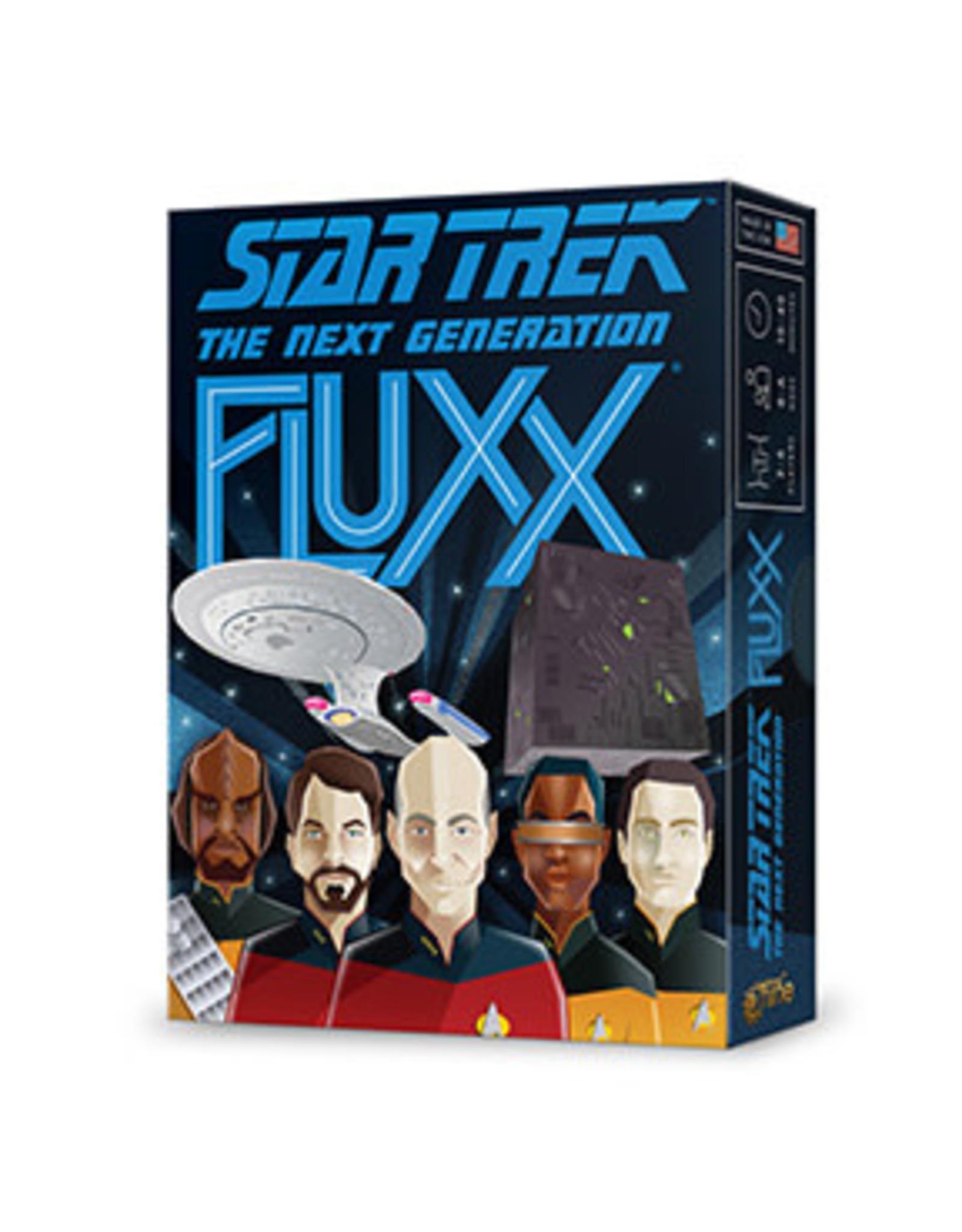 Looney Labs Fluxx - Star Trek The Next Generation
