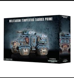 Games Workshop WH40k Militarum Tempestus Taurox Prime