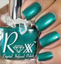 Turquoise Roxx Polish