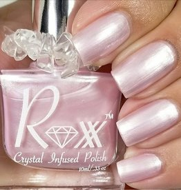 Roxx Polish (Pink Light Cosmetics) Selenite & Rose Quartz Roxx Polish