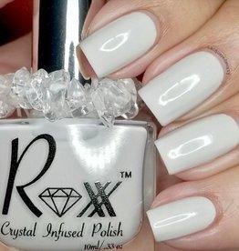 White Calcite Roxx Polish