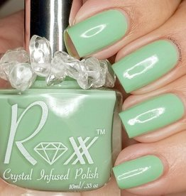 Roxx Polish (Pink Light Cosmetics) Green Aventurine Roxx Polish