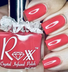 Roxx Polish (Pink Light Cosmetics) Carnelian Roxx Polish