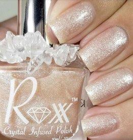 Rose Quartz & Moonstone Roxx Polish