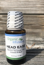 Organic Infusions Head Ease