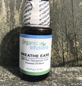 Organic Infusions Breathe Ease