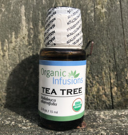 Organic Infusions Tea Tree